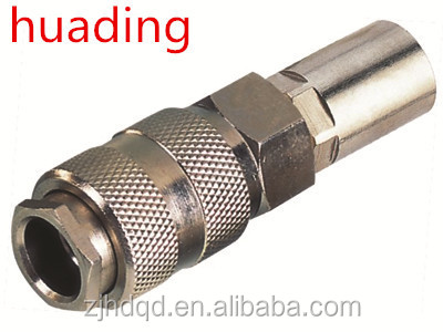 euro-universal type male coupler for rubber hose , &6*12 &8*15