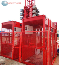 building hoist price/builder's hoist manufacturer/construction hoist for sale