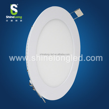 Energy saving 10w round led flat light for clothes store