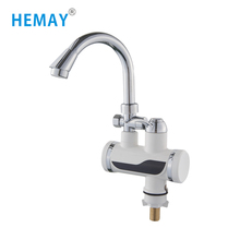 High Standard Low Price Bathroom Shower Instant Water Heater Faucet with Leakage Protector