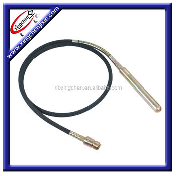 Malaysian type concrete vibrator flexible poker