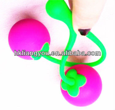 2016 new Fruit Ben wa Ball Stretchers For China Pussy Girl sex product Online Shopping