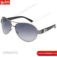 Fashion Newest Green Frame Polarized Day Night Glasses