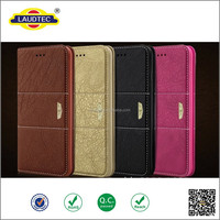 Special Design Pattern Bookstyle Flip TPU Leather Stand Wallet 3D Phone Case For Samsung Galaxy S6