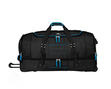 Fashion Easy Hanging Large Rolling Luggage 30 Inch Andante Drop Bottom Wheeled Duffel