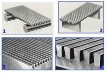 wedge wire support screen grid or filter screen factory