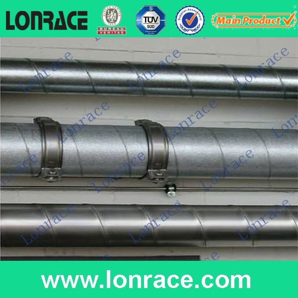 decorative air conditioner covers steam pipe insulation material