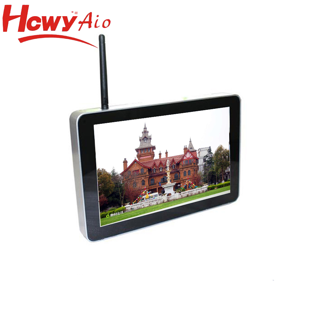 Metal case IPS Panel 10 inch WIFI Android media Advertising Player shenzhen With Bluetooth,WIFI,RJ45