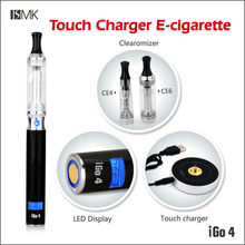 Firstunion 2013 new ecig mod iGo4 ce4 atomizer shenzhen e cigarette