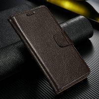 Protective Genuine leather case for mobile phone,custom flip cover for Iphone 6 plus