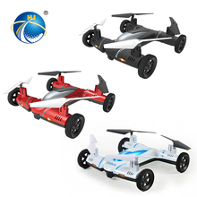 new style 2.4Ghz rc two modes land speed airphibian flying drone car for sell
