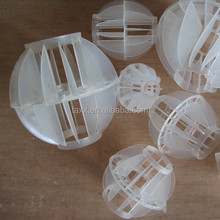 pp pom 10mm 15mm 25mm white clear plastic hollow float ball for water treatment