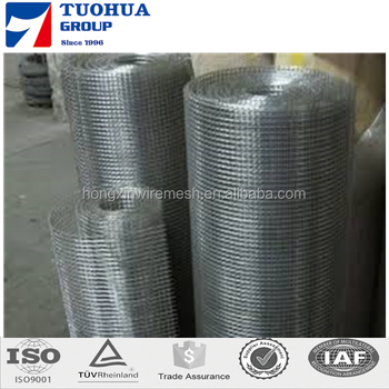 Hot Dipped&Electric Galvanized Welded Wire Mesh Panel&Rolls