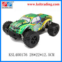 Hot 1:16 4wd rc car ABS 2.4G simulation cheap mini monster trucks for sale