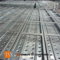 China Supplier TSX_D30214 perforated metal deck/china aluminium scaffolding/metal decking sheet