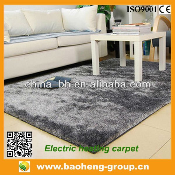 electric under carpet heating carpet hot sell