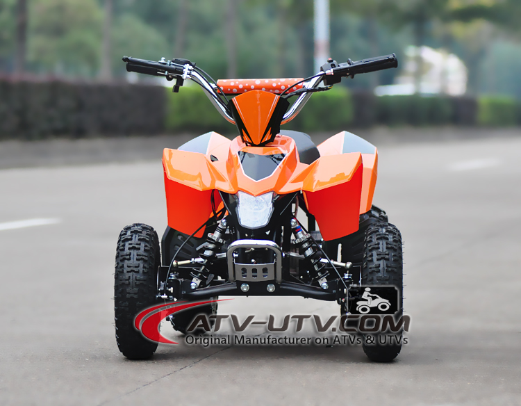 2 stroke 47cc 49cc Mini Kids PIT Pocket Quad Dirt Bike ATV