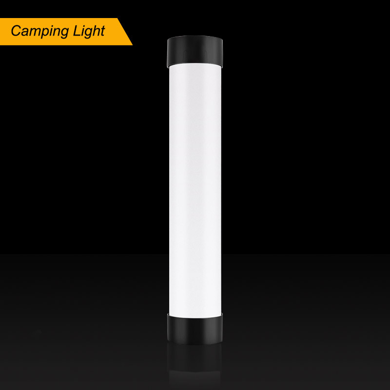 1w abs material magic cool camping light magnetic function rechargeable led lights emergency camping light