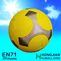 2015 manufactory mini rubber soccer balls cheap custom football SIZE 1 best balls