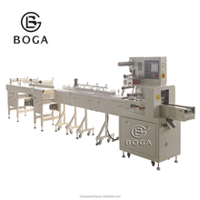 Automatic sugar stick packing machine with plastic paper sachets for retail packing machine turkey