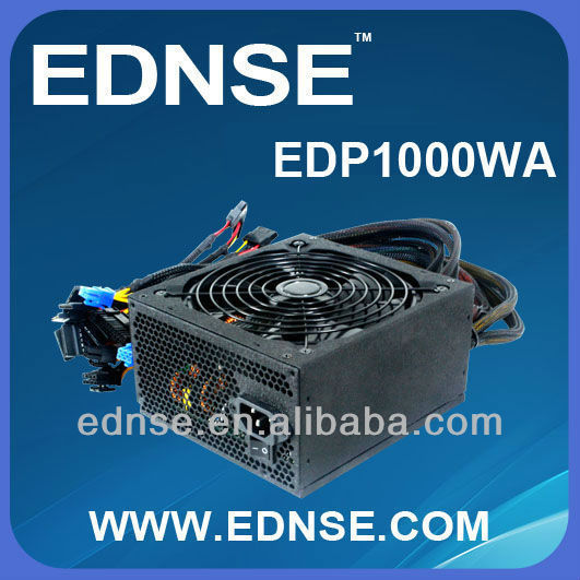server/pc power supply EDP1000WA ATX-power supply 1000W