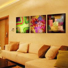 popular customized framed oil painting