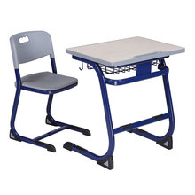 Factory price quality middle school furniture/Middle school desk and chairs