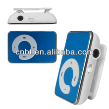 Hot Sale Support Micro SD/TF Card Fancy Mp3 Player