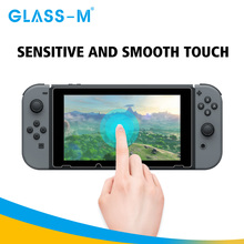 Newest Ultra-thin Tempered Glass Screen Guard for Nintendo Switch Protector