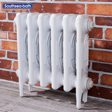 Home heating water Russia popularity cast iron radiator