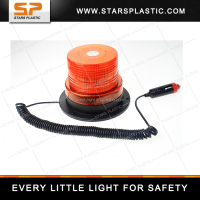 WL-A23-01A 12V 24V LED Beacon Light For Car Amber LED Strobe Beacon Warning Light
