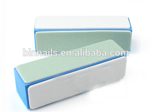 Beauty Buffer Buffing Sanding Files Block Acrylic Nail Art Tips Manicure Tool Square Nail Buffer