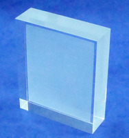 plexiglass Crystal crafts gift item for merchandising promotional
