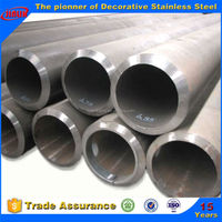 inox stainless steel pipes astm a312 tp316/tp316l