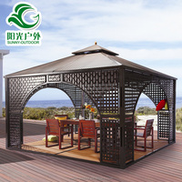 2016 New Designed Large Outdoor Gazebo Garden Tent for sale