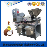 Small Virgin Cold Pressed Coconut Oil Processing Machine Extraction Machine