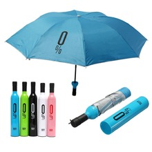 cheap wine bottle umbrella wholesale and custom