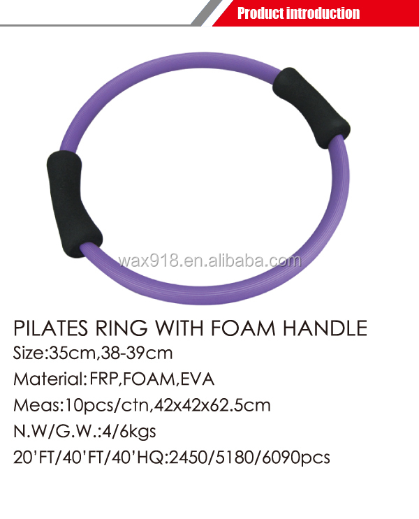 35cm or 38-39cm Magic Circle Pilates Ring