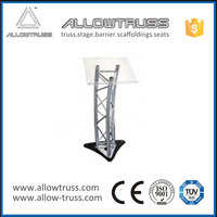 mass sales high quality acrylic podium pulpit lectern