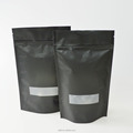 side gusset foil bag for coffee packing stand up coffee bean packaging bags