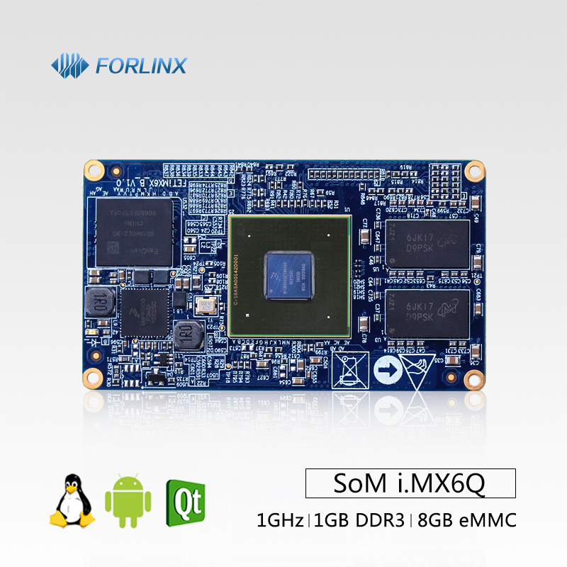 iMX6Quad CPU Module with Embedded System