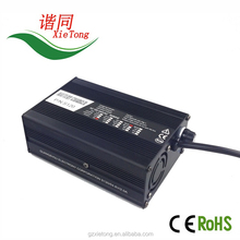S120 electric scooter lithium battery charger 48v 2a lipo 54.6V charger