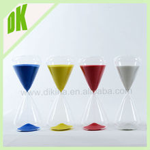 A great display piece, conversation piece, decorating piece, etc .... wholesale custom 1 minute glass sand timer