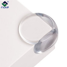Wholesale safety sharp edge plastic kids guards baby table corner protectors