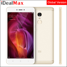 Xiaomi NOTE 4 Global Version EU Spec with CE FDD LTE 32GB 64GB MIUI 8.1 Mobile Phone