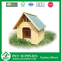 Fast supplier Well-designed Stocked painted wooden dog kennel