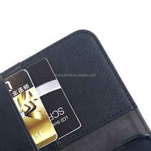 pu leather mobile phone case for sumsung galaxy s6 from China factory