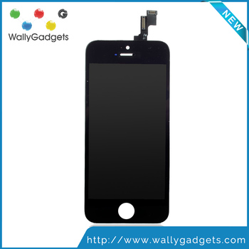 Factory supply Grade AAA display assembly for iphone 5s lcd screen
