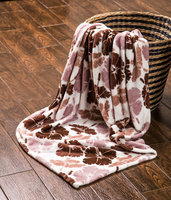 100% Polyester Material DTY Yarn cool and warm blanket