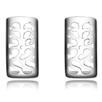 Online checkout wholesale 925 sterling silver earring for men
